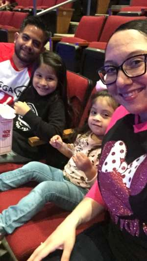 Janette attended Disney Junior Holiday Party! on Dec 6th 2019 via VetTix