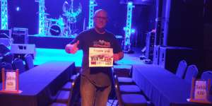 DEAN attended Half Baked Bash on Feb 9th 2020 via VetTix