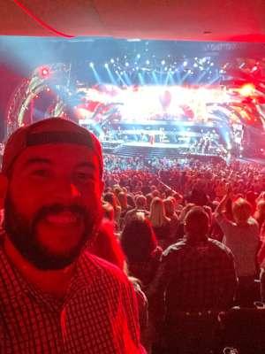 Johnny attended Reba, Brooks & Dunn - Together in Vegas on Dec 4th 2019 via VetTix