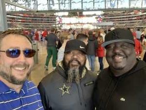 Demian attended Big 12 Championship: Oklahoma Sooners vs. Baylor Bears - NCAA Football on Dec 7th 2019 via VetTix