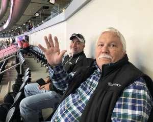 Roy attended Big 12 Championship: Oklahoma Sooners vs. Baylor Bears - NCAA Football on Dec 7th 2019 via VetTix