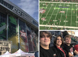 Marlon attended Big 12 Championship: Oklahoma Sooners vs. Baylor Bears - NCAA Football on Dec 7th 2019 via VetTix