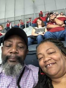 Dwayne attended Big 12 Championship: Oklahoma Sooners vs. Baylor Bears - NCAA Football on Dec 7th 2019 via VetTix