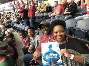 Porsche attended Big 12 Championship: Oklahoma Sooners vs. Baylor Bears - NCAA Football on Dec 7th 2019 via VetTix