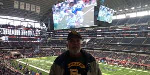 Gary attended Big 12 Championship: Oklahoma Sooners vs. Baylor Bears - NCAA Football on Dec 7th 2019 via VetTix
