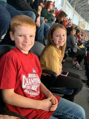 Jeffrey attended Big 12 Championship: Oklahoma Sooners vs. Baylor Bears - NCAA Football on Dec 7th 2019 via VetTix