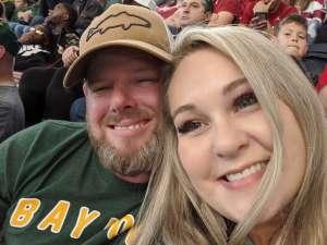 Jason attended Big 12 Championship: Oklahoma Sooners vs. Baylor Bears - NCAA Football on Dec 7th 2019 via VetTix