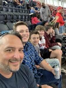 Joseph attended Big 12 Championship: Oklahoma Sooners vs. Baylor Bears - NCAA Football on Dec 7th 2019 via VetTix