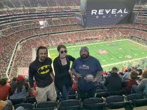 Tommie attended Big 12 Championship: Oklahoma Sooners vs. Baylor Bears - NCAA Football on Dec 7th 2019 via VetTix
