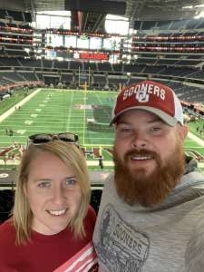 chris attended Big 12 Championship: Oklahoma Sooners vs. Baylor Bears - NCAA Football on Dec 7th 2019 via VetTix