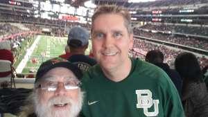 Donald attended Big 12 Championship: Oklahoma Sooners vs. Baylor Bears - NCAA Football on Dec 7th 2019 via VetTix