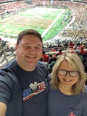 Dale attended Big 12 Championship: Oklahoma Sooners vs. Baylor Bears - NCAA Football on Dec 7th 2019 via VetTix