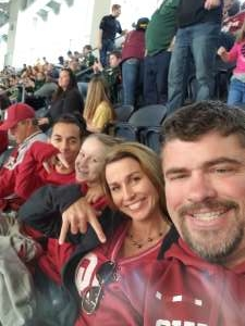 Alan attended Big 12 Championship: Oklahoma Sooners vs. Baylor Bears - NCAA Football on Dec 7th 2019 via VetTix