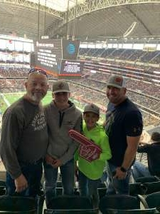 Tim attended Big 12 Championship: Oklahoma Sooners vs. Baylor Bears - NCAA Football on Dec 7th 2019 via VetTix