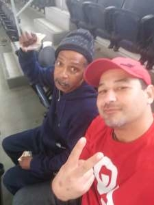 Charles attended Big 12 Championship: Oklahoma Sooners vs. Baylor Bears - NCAA Football on Dec 7th 2019 via VetTix
