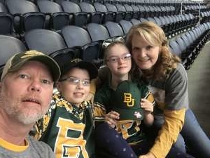 GB attended Big 12 Championship: Oklahoma Sooners vs. Baylor Bears - NCAA Football on Dec 7th 2019 via VetTix