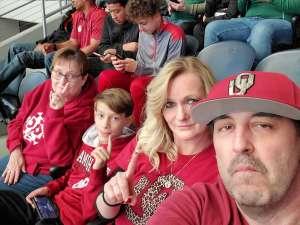 Travis attended Big 12 Championship: Oklahoma Sooners vs. Baylor Bears - NCAA Football on Dec 7th 2019 via VetTix