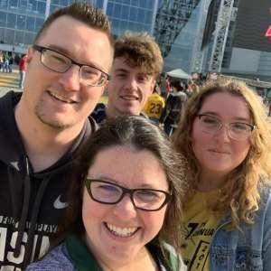 Jonathan attended Big 12 Championship: Oklahoma Sooners vs. Baylor Bears - NCAA Football on Dec 7th 2019 via VetTix