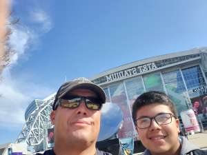 Joe attended Big 12 Championship: Oklahoma Sooners vs. Baylor Bears - NCAA Football on Dec 7th 2019 via VetTix