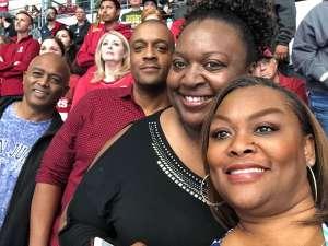 Tony attended Big 12 Championship: Oklahoma Sooners vs. Baylor Bears - NCAA Football on Dec 7th 2019 via VetTix