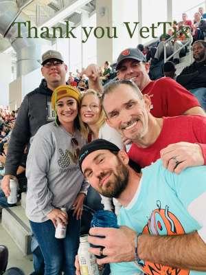 Bryan M attended Big 12 Championship: Oklahoma Sooners vs. Baylor Bears - NCAA Football on Dec 7th 2019 via VetTix