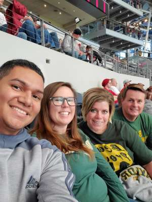 SFC Lee (ret.) attended Big 12 Championship: Oklahoma Sooners vs. Baylor Bears - NCAA Football on Dec 7th 2019 via VetTix