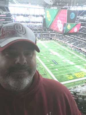 Michael attended Big 12 Championship: Oklahoma Sooners vs. Baylor Bears - NCAA Football on Dec 7th 2019 via VetTix