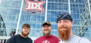 Dan attended Big 12 Championship: Oklahoma Sooners vs. Baylor Bears - NCAA Football on Dec 7th 2019 via VetTix