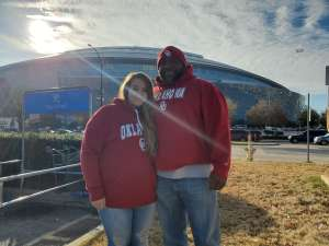 Bobby attended Big 12 Championship: Oklahoma Sooners vs. Baylor Bears - NCAA Football on Dec 7th 2019 via VetTix