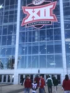Jesse attended Big 12 Championship: Oklahoma Sooners vs. Baylor Bears - NCAA Football on Dec 7th 2019 via VetTix