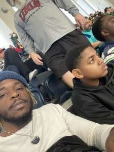 Rashad attended Big 12 Championship: Oklahoma Sooners vs. Baylor Bears - NCAA Football on Dec 7th 2019 via VetTix