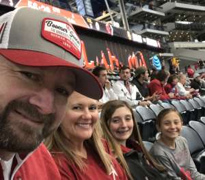 Patrick attended Big 12 Championship: Oklahoma Sooners vs. Baylor Bears - NCAA Football on Dec 7th 2019 via VetTix