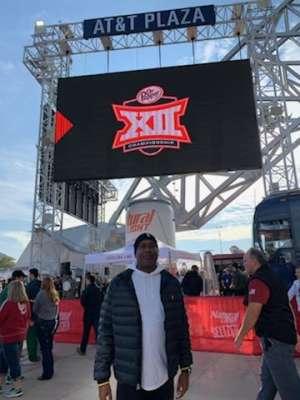 Rico attended Big 12 Championship: Oklahoma Sooners vs. Baylor Bears - NCAA Football on Dec 7th 2019 via VetTix
