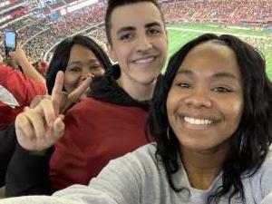 CJ attended Big 12 Championship: Oklahoma Sooners vs. Baylor Bears - NCAA Football on Dec 7th 2019 via VetTix