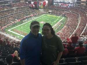 Phillip attended Big 12 Championship: Oklahoma Sooners vs. Baylor Bears - NCAA Football on Dec 7th 2019 via VetTix