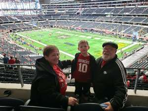 SKeeter48 attended Big 12 Championship: Oklahoma Sooners vs. Baylor Bears - NCAA Football on Dec 7th 2019 via VetTix