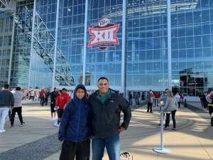 Chris attended Big 12 Championship: Oklahoma Sooners vs. Baylor Bears - NCAA Football on Dec 7th 2019 via VetTix