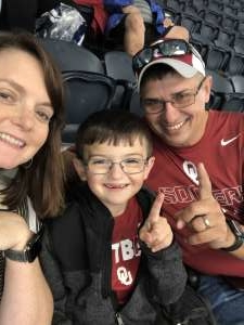 Paul attended Big 12 Championship: Oklahoma Sooners vs. Baylor Bears - NCAA Football on Dec 7th 2019 via VetTix
