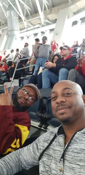 Marlon attended Big 12 Championship: Oklahoma Sooners vs. Baylor Bears - NCAA Football on Dec 7th 2019 via VetTix