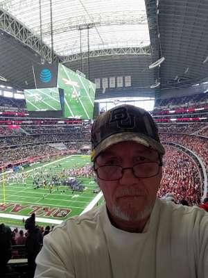 Clifford attended Big 12 Championship: Oklahoma Sooners vs. Baylor Bears - NCAA Football on Dec 7th 2019 via VetTix