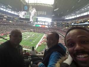 Keith attended Big 12 Championship: Oklahoma Sooners vs. Baylor Bears - NCAA Football on Dec 7th 2019 via VetTix