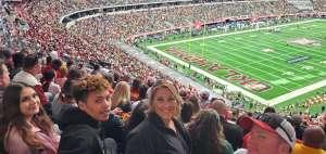 Douglas attended Big 12 Championship: Oklahoma Sooners vs. Baylor Bears - NCAA Football on Dec 7th 2019 via VetTix
