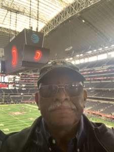 Ronnie attended Big 12 Championship: Oklahoma Sooners vs. Baylor Bears - NCAA Football on Dec 7th 2019 via VetTix