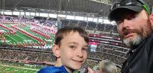 Thad attended Big 12 Championship: Oklahoma Sooners vs. Baylor Bears - NCAA Football on Dec 7th 2019 via VetTix