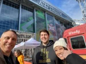 Dave attended Big 12 Championship: Oklahoma Sooners vs. Baylor Bears - NCAA Football on Dec 7th 2019 via VetTix