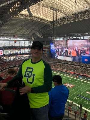 Troy attended Big 12 Championship: Oklahoma Sooners vs. Baylor Bears - NCAA Football on Dec 7th 2019 via VetTix