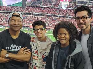 Dennis attended Big 12 Championship: Oklahoma Sooners vs. Baylor Bears - NCAA Football on Dec 7th 2019 via VetTix