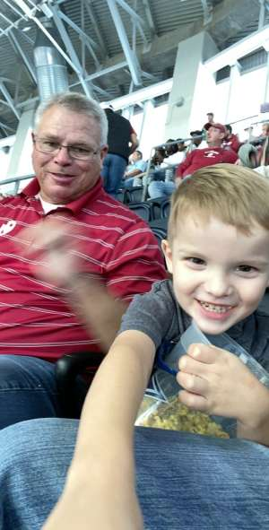 Kenneth attended Big 12 Championship: Oklahoma Sooners vs. Baylor Bears - NCAA Football on Dec 7th 2019 via VetTix