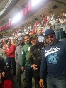 Kevin attended Big 12 Championship: Oklahoma Sooners vs. Baylor Bears - NCAA Football on Dec 7th 2019 via VetTix