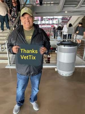 Juan attended Big 12 Championship: Oklahoma Sooners vs. Baylor Bears - NCAA Football on Dec 7th 2019 via VetTix